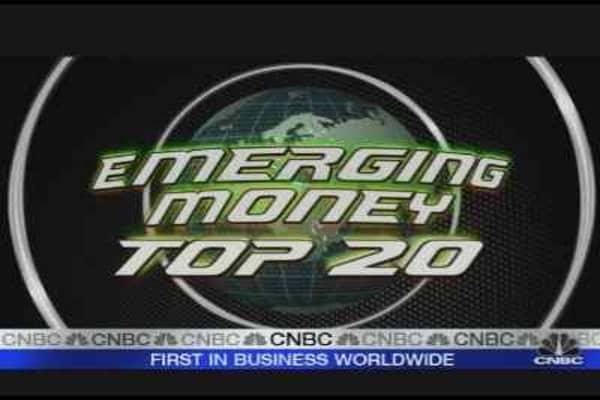 Emerging Money