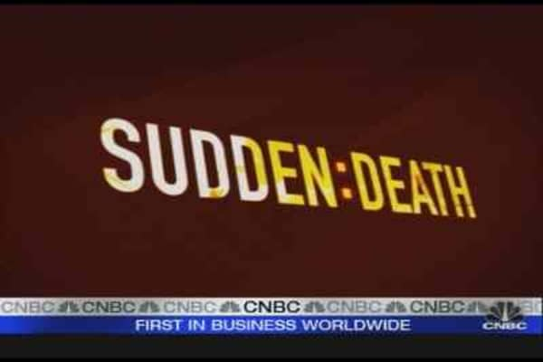 Mad Money Sudden Death