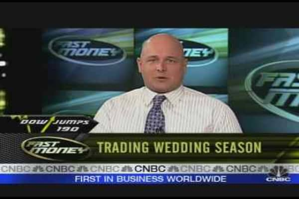 Trading Wedding Season