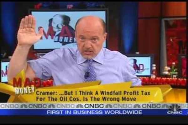 Cramer's Natural High