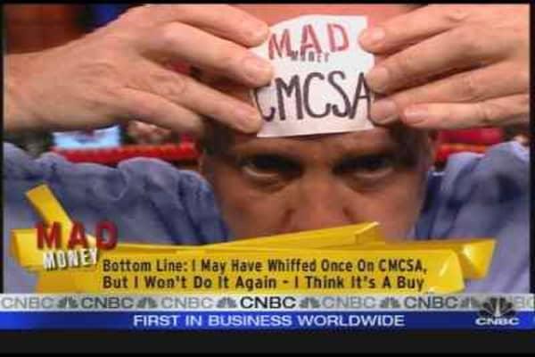 Cramer Eyes CMCSA