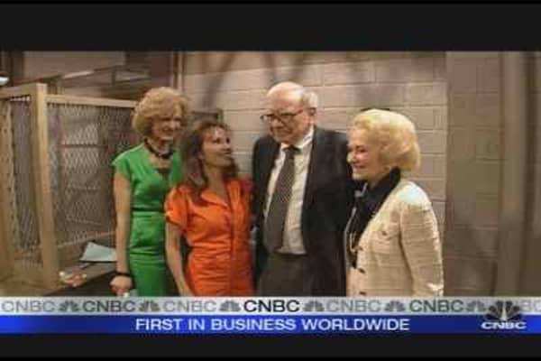 Buffett's All My Children Role