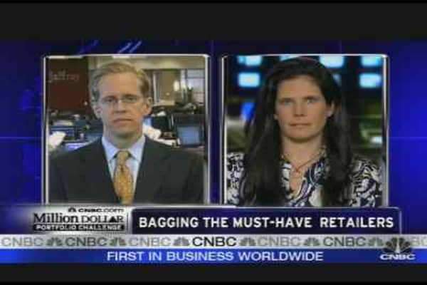 Four Retail Stocks to Own