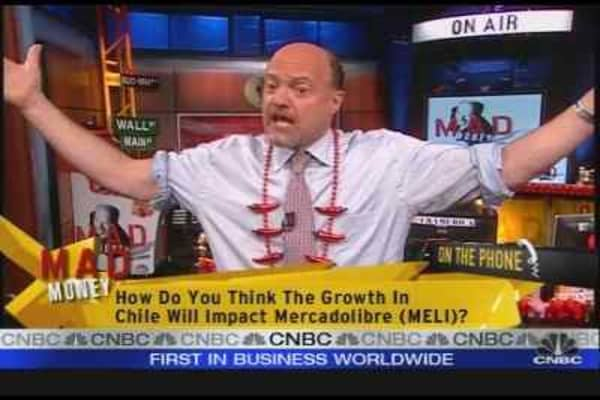 Cramer's Hot Chilean Plays