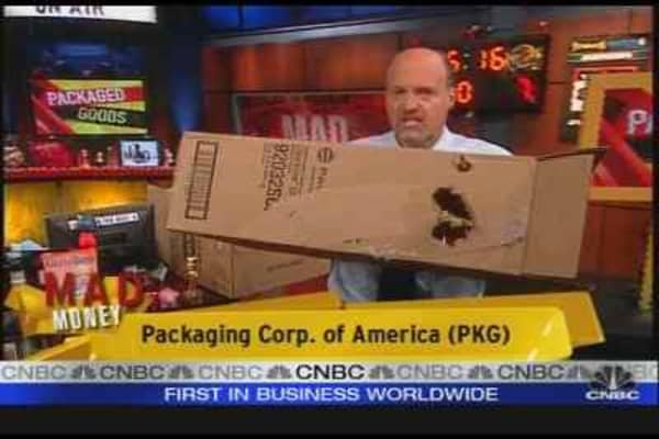 Cramer on Packaged Goods