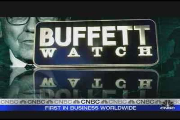 Buffett Begins Euro Tour