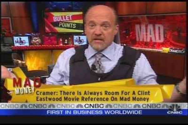 Cramer's Bullet Points