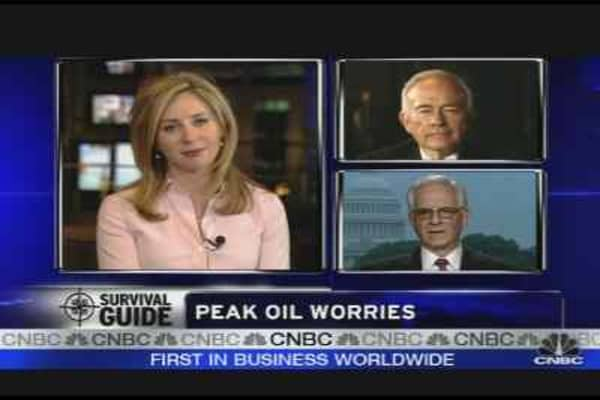 Peak Oil Worries