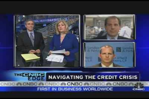 Navigating the Credit Crisis