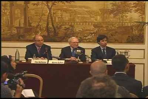 Buffett in Milan, Pt. 2