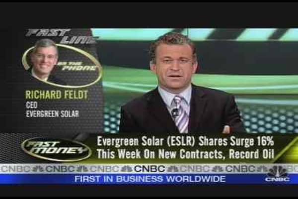 ESLR CEO On Going Solar