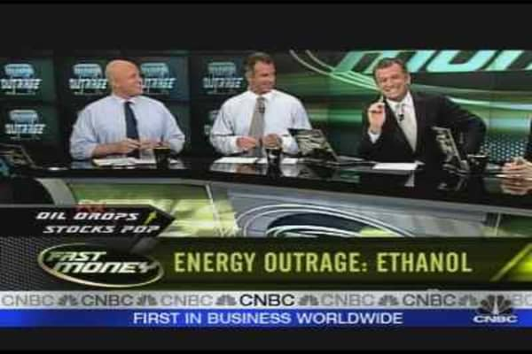 Energy Outrage: Ethanol