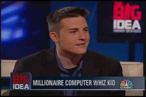 Ryan Allis, Young Entrepreneur