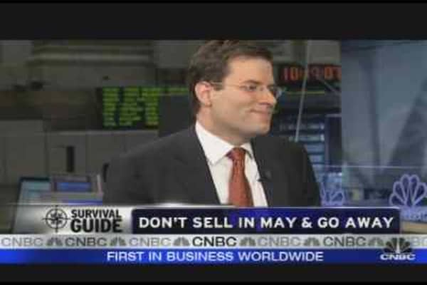 Sell in May Survival Guide