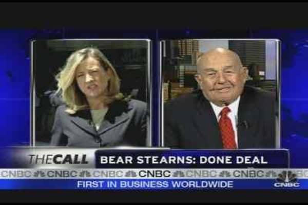 Bear Stearns: Done Deal