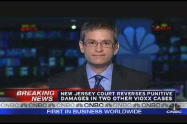 Merck Verdict Overturned