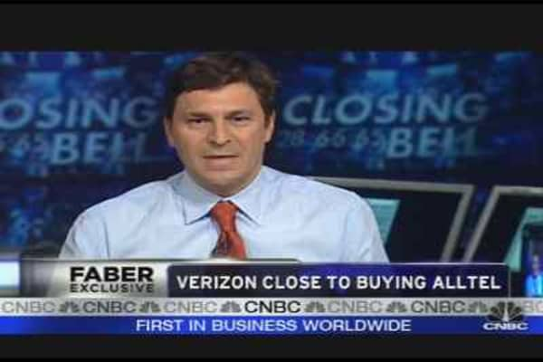Verizon: Alltel's New Buyer?