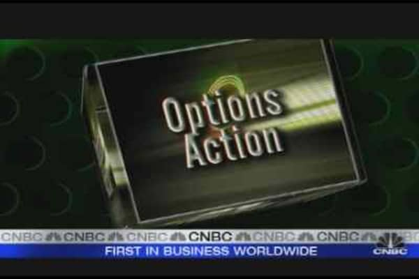 Options Action: Coal