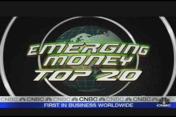 Emerging Money: Final Frontier
