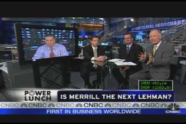 Lehman's PR Blunder