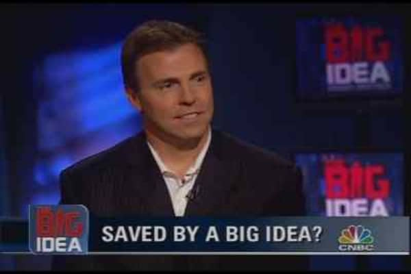 Bill Romanowski - Saved By a Big Idea