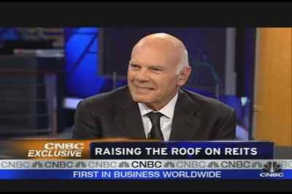 Raising the Roof on REITS