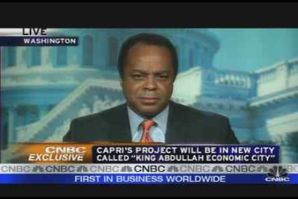 Capri Capital Deal in Saudi