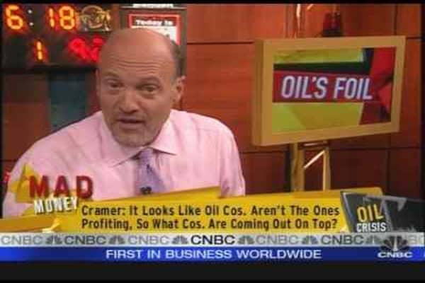Oil's Fool