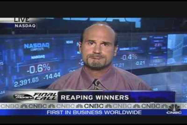 Fast Money Call: Farming Profits