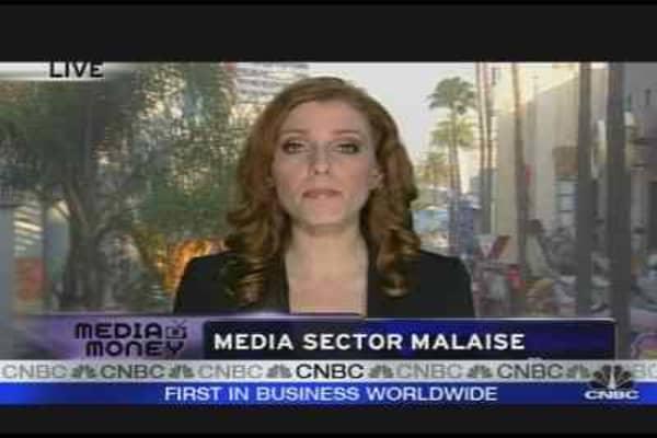 Media Sector Malaise
