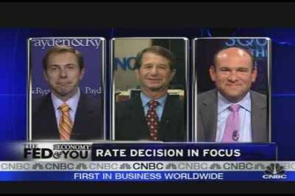 Rate Decision in Focus