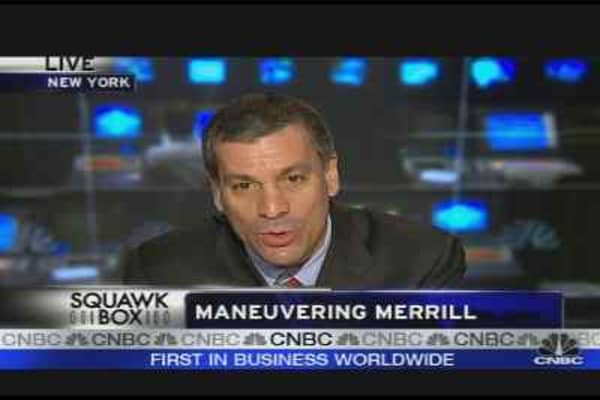 Merrill Rumors Swirl