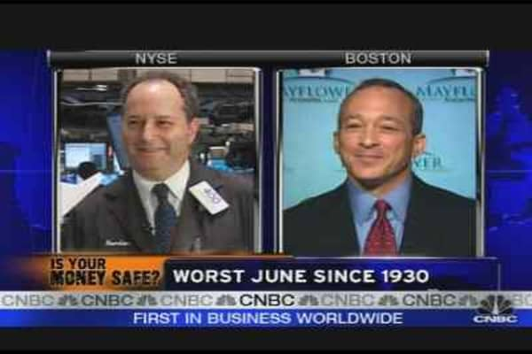 Worst June Since 1930