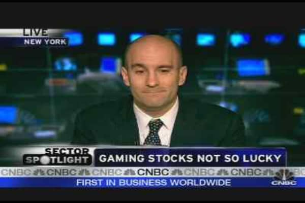 Gambling stocks