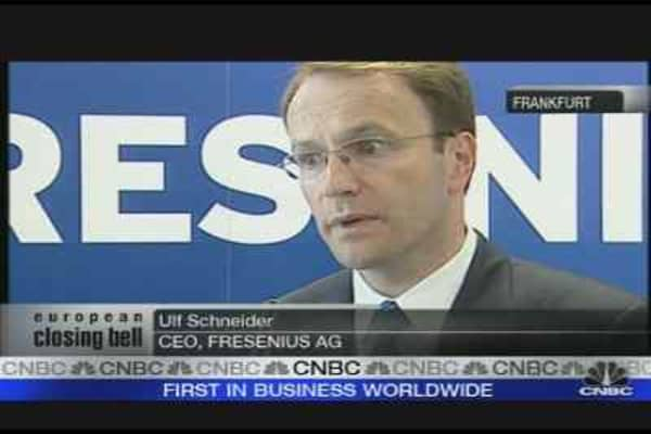 Fresenius CEO on APP Deal