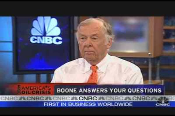 Boone Answers Your Questions