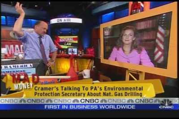 On the Line: PA Environmental Protection Secretary