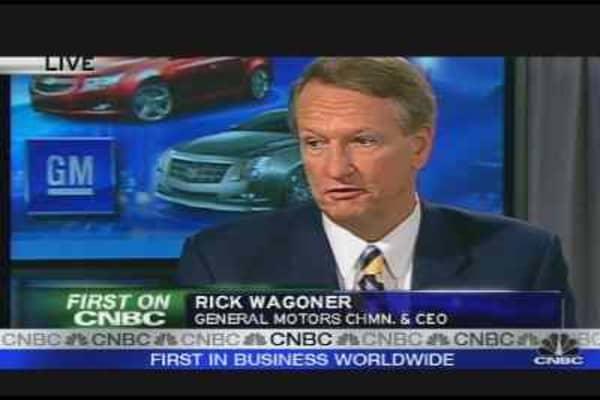 GM To Raise Liquidity