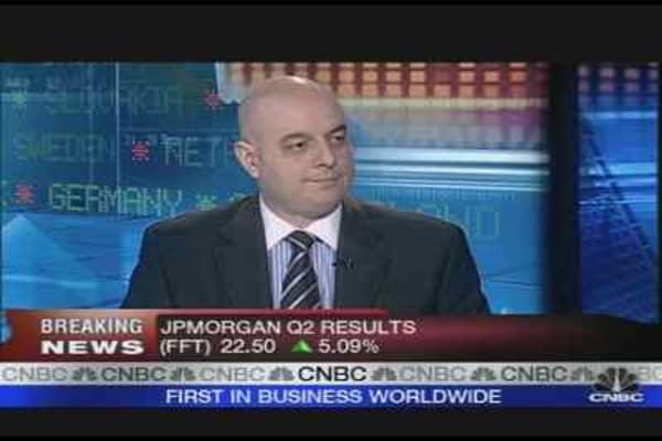 JPMorgan's Earnings Beat Expectations
