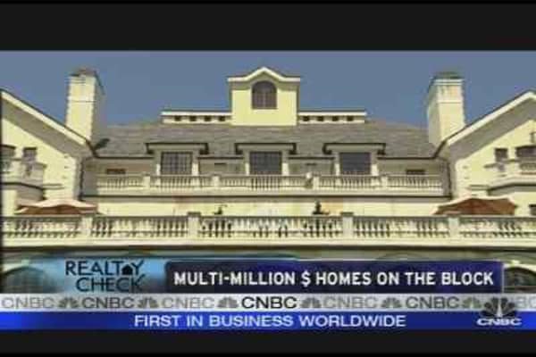 Multi-Million Dollar Homes on the Block