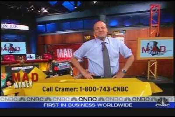 Cramer's Market Overview