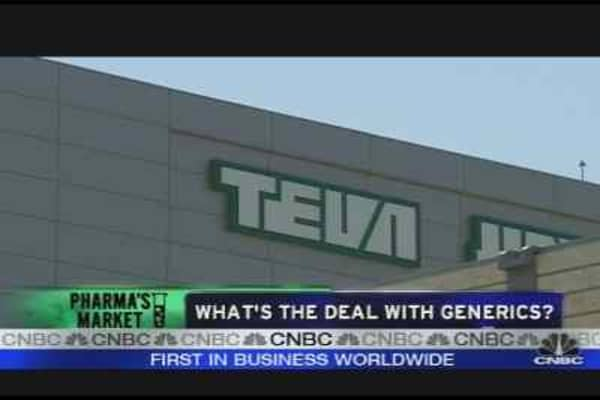 Teva Scoops Up Barr