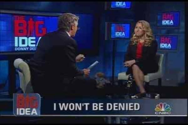Sarah Reinertsen - I Won't Be Denied!