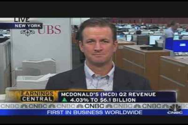 McDonald's Beats the Street