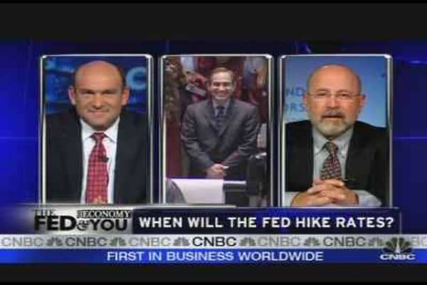 Rate Hike Soon?