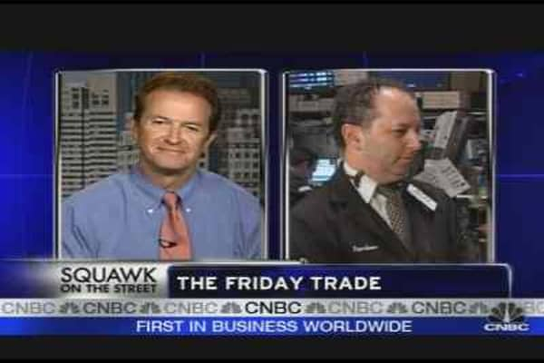 Friday Trade