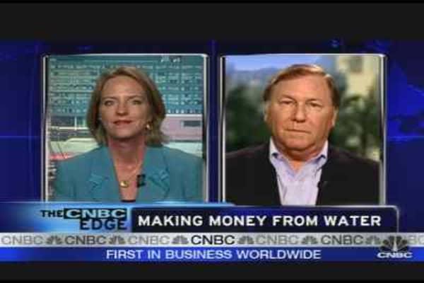 Making Money on Water