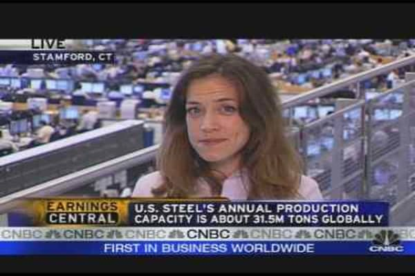 Record Q2 Profit for U.S. Steel