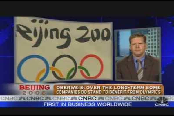 SQUAWK ON THE STREET Olympic Stock Picks