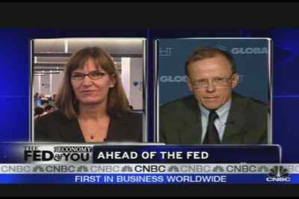 Ahead of the Fed